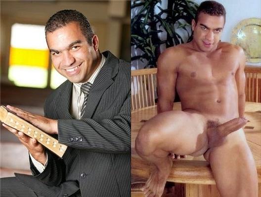 Photo of Pastor evangélico Giuliano Ferreira fazendo sexo gay!