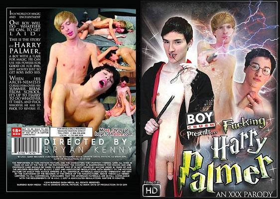 VIDEO HARRY POTTER y DRACO MALFOY tienen SEXO