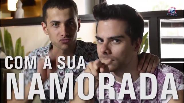 No dia dos namorados, gays ameaçam roubar 'minas' de héteros homofóbicos!