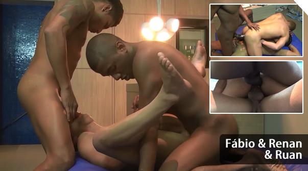 Vaza novo vídeo de Felipe Mastrandéa pelado na Web