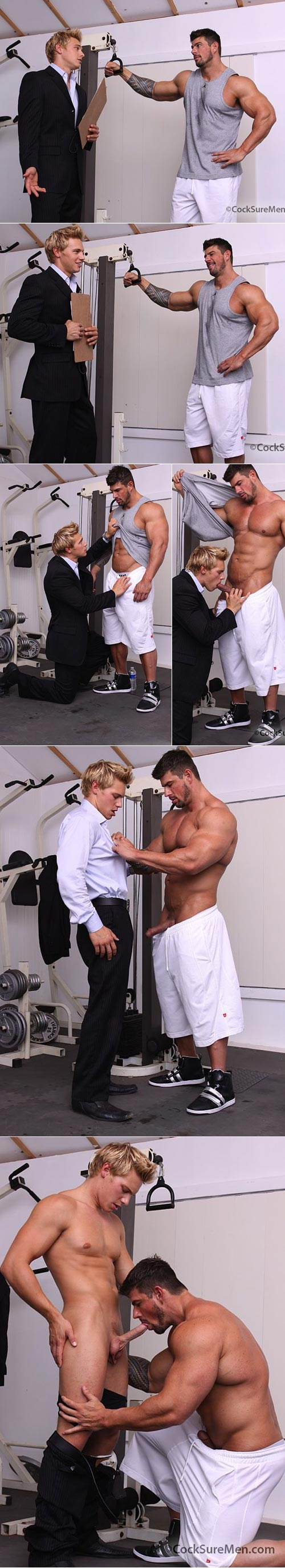 Zeb Atlas Gay Video 9