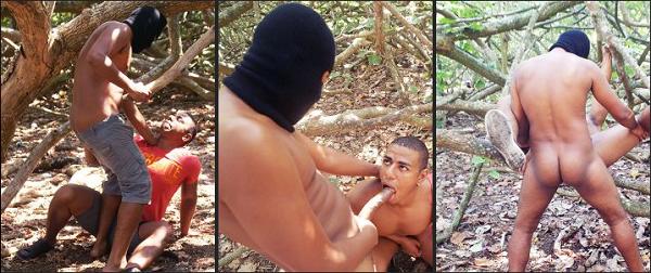 Hotboys: Estupro Hot 4 - Estupro Gay no Mato