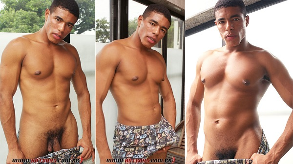 Hotboys: Garotos Hot - Everton Ribeiro