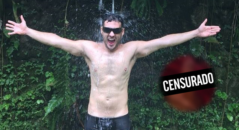 Photo of Nude de Marcos Veras cai na rede após ele ter postado sem querer no Snapchat