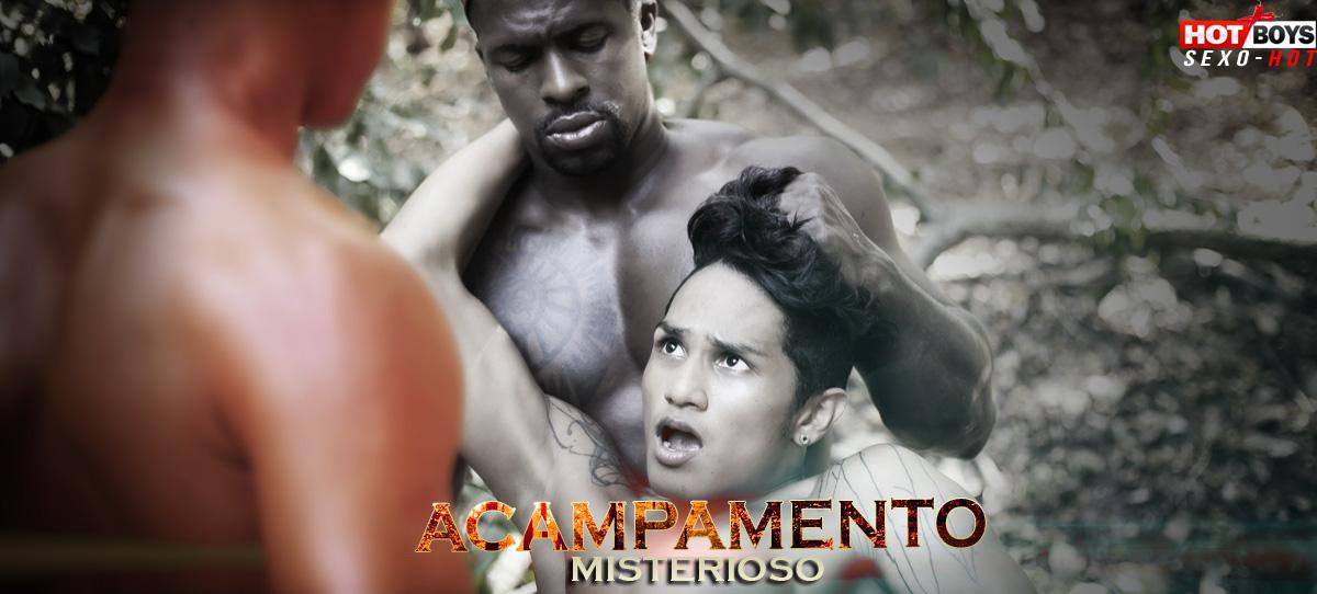 Photo of Hot Boys – O Acampamento Misterioso 4 – Erick Dotadão, Kaue & Paulão