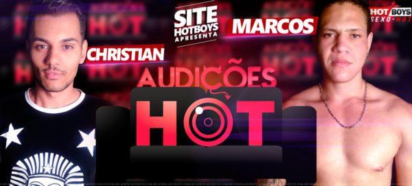 Hotboys - Audições HOT - Parte 3 - Christian Júnior e Marcos Brandão