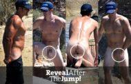 Foto de Orlando Bloom nu em praia com Katy Perry caiu na Net