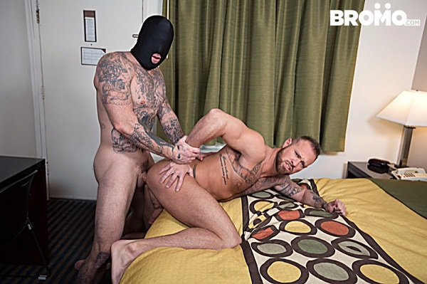 Bromo - Anon Breeder Part 1 - Gage Unkut & Michael Roman - Bareback
