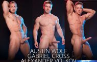 HotHouse - Depths of Focus - Austin Wolf, Gabriel Cross and Alexander Volkov
