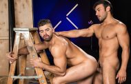 RagingStallion - Backstage Pass 2 - Dorian Ferro fucks Jonah Fontana