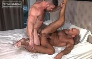 TitanMen - Audition - Liam Knox e Jesse Jackman - Troca-Troca Gay