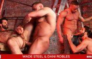 ButchDixon - Wade Steel & Dani Robles - Fodendo o Arquiteto