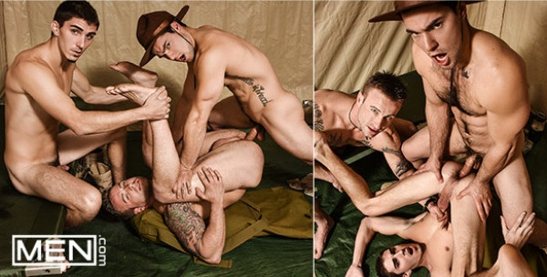 Photo of Drill the Sergeant – Aspen fode os cadestes Damien Kyle e Tanner Tatum
