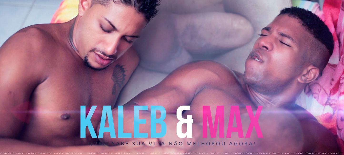 Hotboys - Kaleb e Max Negão - Dando o cu pro Panfleteiro