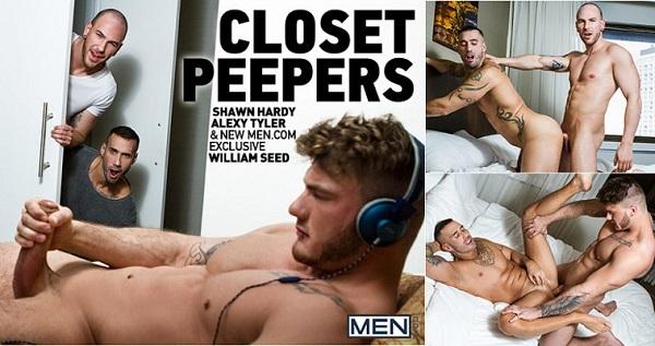 Closet peepers gay porn