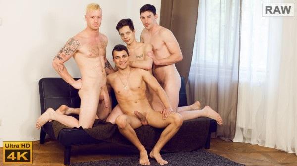 Photo of Wank Party #83 Part 2 – Petr Cisler, Romi Zuska, Rudolf Poper & Tom Vojak