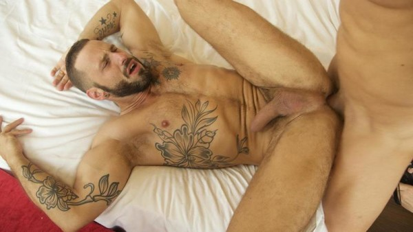 Photo of Antonio's First Time – Eider Lujan & Antonio Miracle – Bareback