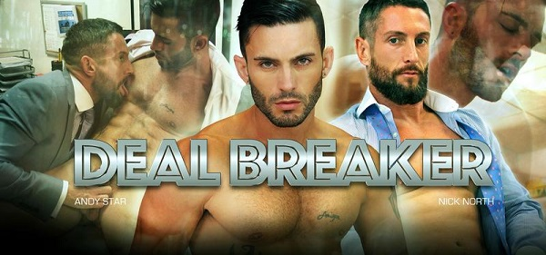 Photo of MenAtPlay – Deal Breaker – Andy Star & Nick North