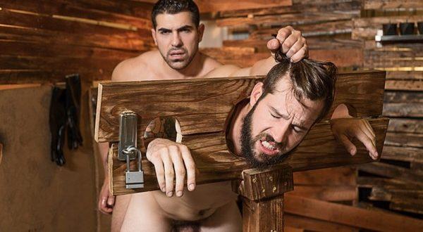 Medieval gay porn