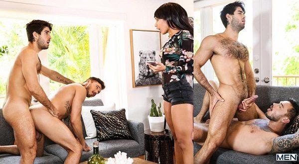 Gay Psychiatrist Porn - Str8toGay – Couples Counseling – Diego Sans fucks Cris Knight