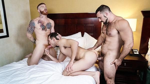 Photo of DrillMyHole – Just Fuck the Third Wheel – Bennett Anthony, Jaxton Wheeler & Jacob Peterson