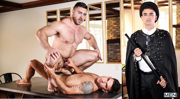 Photo of DrillMyHole – Magic Dick – Vadim Black fucks Derek Bolt