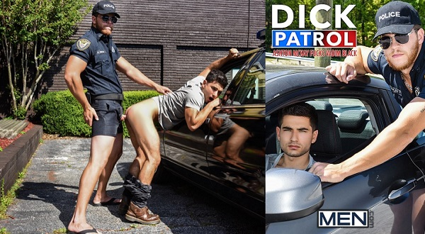 Photo of DrillMyHole – Dick Patrol Part 1 – Ashton McKay fucks Vadim Black