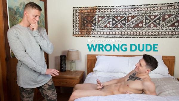 Photo of NextDoorStudios – Wrong Dude – Dalton Riley & Gunner – Bareback