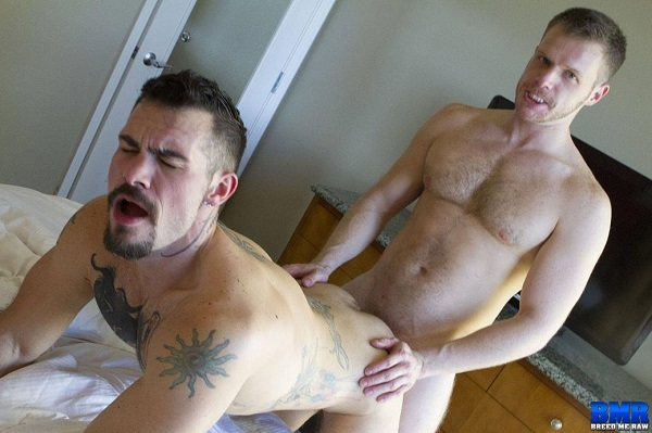 Photo of BreedMeRaw – Brian Bonds & Aarin Asker – Bareback