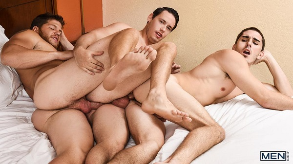 Photo of Drill My Hole – Dick Patrol Part 2 – Ashton McKay, Tobias & Damien Kyle