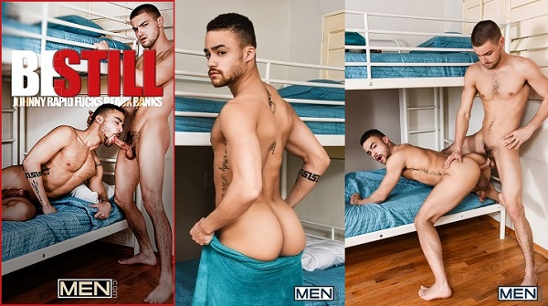 Photo of Drill My Hole – Be Still – Johnny Rapid & Beaux Banks
