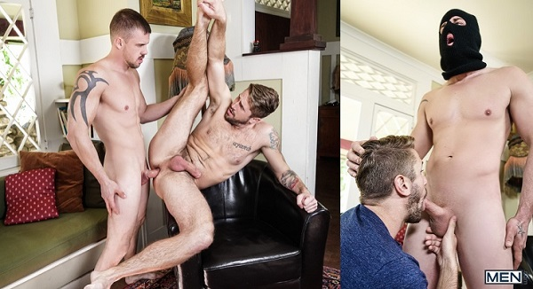 Photo of DrillMyHole – Robbing Dick Part 3  – Darin Silvers fucks Wesley Woods