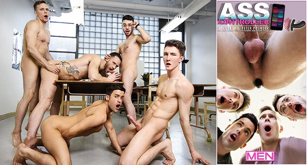 Photo of Drill My Hole – Ass Controller, Part 7 – Ethan Chase, Kit Cohen, Peter Pounder, Alex Neveo & Zack Hunter