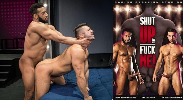Photo of RagingStallion – Shut Up and Fuck Me! – Jay Landford fucks Seth Santoro