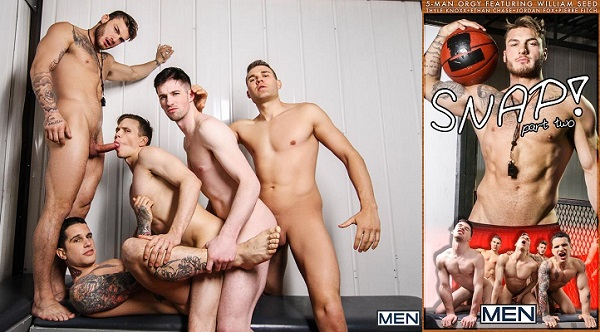 Photo of Snap! – Part 2 – William Seed, Jordan Fox, Pierre Fitch, Ethan Chase & Thyle Knoxx
