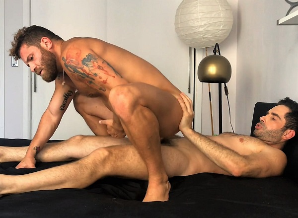 Photo of Just For Fans – Michael Lucas e Riley Mitchell