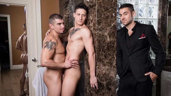 Photo of Trusting Sin – Dalton Riley, Jeremy Spreadums e Dante Colle
