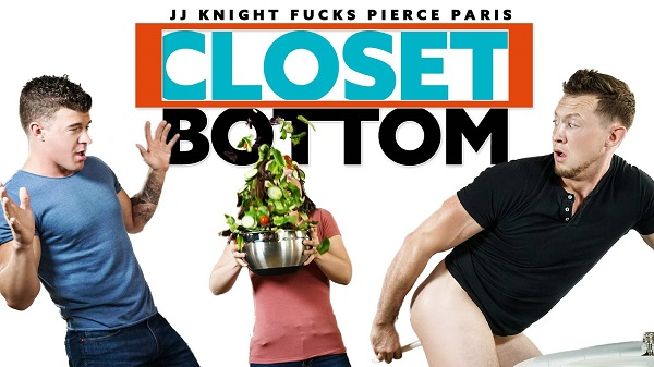 Photo of Closet Bottom – JJ Knight e Pierce Paris