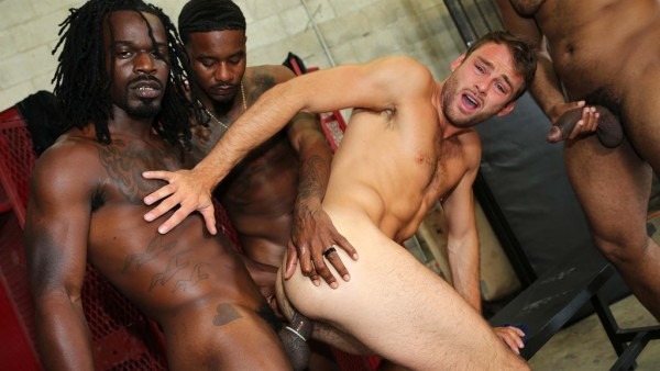 Photo of BlacksOnBoys – Max Adonis, Fame, Knockout & Ray Diesel