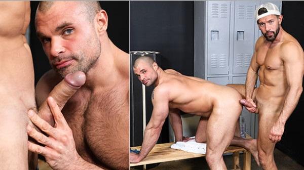 Photo of Big Cock Rumor – Alexander Garrett fucks Jaxx Thanatos