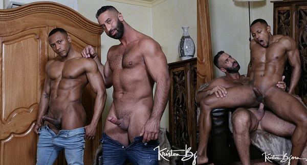 Photo of Casting Couch #405 – Lex Anders & Santi Sexy – Bareback
