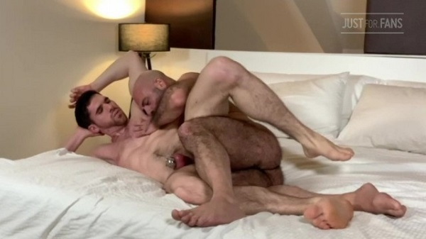 Photo of JustForFans – Adam Russo & eagerbttmxx Parte 1+2 – Bareback