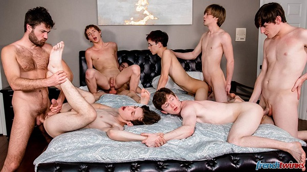 Photo of FrenchTwinks – NTC The Show Goes Crazy