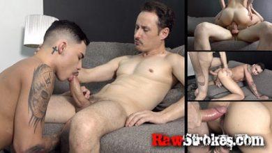 Photo of RawStrokes – Big Marcos fode o brasileiro Gabriel Alves – Bareback