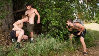 Photo of Fetish Tales – Trail Bangers – Johnny Hill, Donte Thick e Dacotah Red