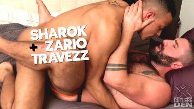 Photo of CutlersDen – Zario Travezz and Sharok – Bareback