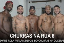 Photo of Mundo Mais – Churras na Rua Seis – Rasul, Rubens, Marlon, Lucca e Paulo