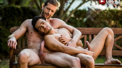 Photo of Derek Allan And Jesse Vos Flip-Fuck – Lucas Entertainment