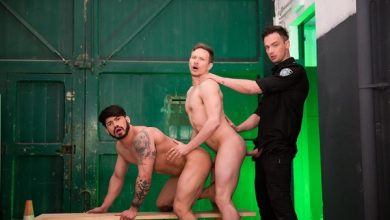 Photo of Masqulin – Pulled Over – Ace Quinn, Damon Heart, Pietro Duarte